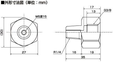 外形尺寸(单位:mm)